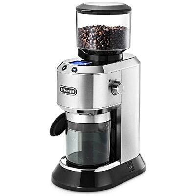 DeLonghi デディカ コーン式コーヒーグラインダー KG521J-M