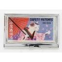 丸和貿易/マッチラベル カードケース 桜猫/400879704