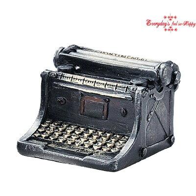 アンティコノイ ミニオブジェ タイプライター