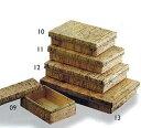 竹皮貼容器 1.5合 約21x13xH4.5cm