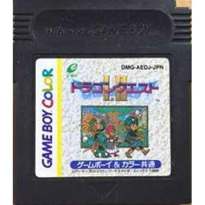 GB ゲームボーイドラゴンクエストI・II GAME BOY