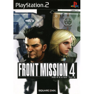 PS2 FRONT MISSION 4 PlayStation2