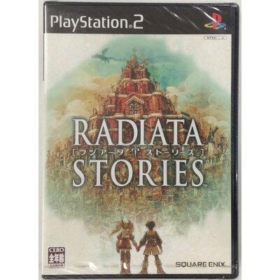 ラジアータ ストーリーズ/PS2/SLPM-65800/A 全年齢対象