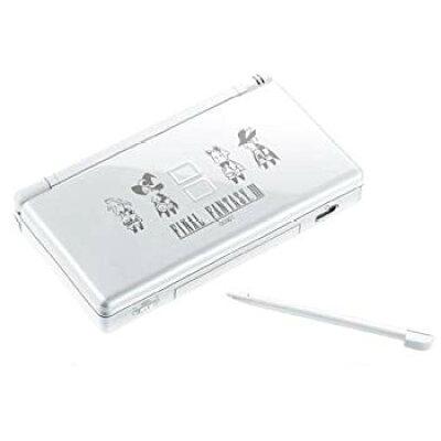 スクウェア・エニックス NINTENDO DS ニンテンドーDS LITE FF3クリスタルエディション