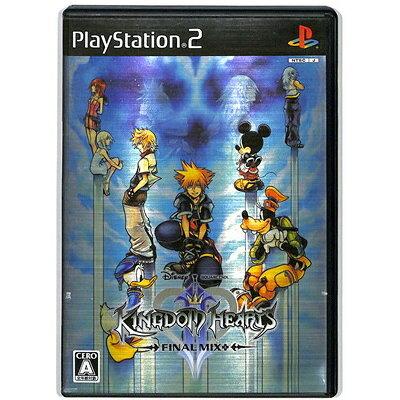 PS2 キングダム ハーツ II ファイナル ミックス+ 通常版 PlayStation2