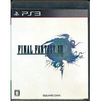 ファイナルファンタジーXIII/PS3/BLJM-67005/B 12才以上対象