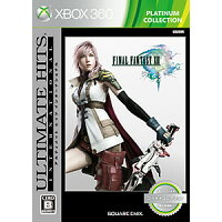 ファイナルファンタジーXIII(アルティメット ヒッツ インターナショナル)(Xbox 360 プラチナコレクション)/XB360/JES100156/B 12才以上対象