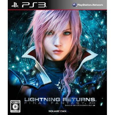ライトニング リターンズ ファイナルファンタジーXIII/PS3/BLJM60558/C 15才以上対象