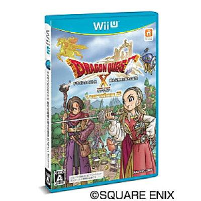 ドラゴンクエストX 眠れる勇者と導きの盟友 オンライン/Wii U/WUPPANYJ/A 全年齢対象