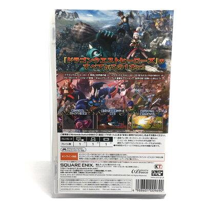 ドラゴンクエストヒーローズI・II for Nintendo Switch/Switch/HACPBABKA/B 12才以上対象