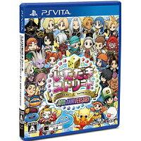10/19 スクウェアエニックス いただきストリート ドラゴンクエスト&ファイナルファンタジー 30th ANNIVERSARY PS Vitaゲームソフト