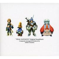 ファイナルファンタジーIX オリジナル・サウンドトラック/CD/SQEX-10009