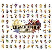 THEATRHYTHM FINAL FANTASY Compilation album/CD/SQEX-10376