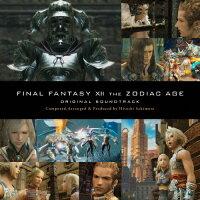 FINAL FANTASY XII THE ZODIAC AGE Original Soundtrack【映像付サントラ/Blu-ray Disc Music】/その他(アルバム)/SQEX-20034