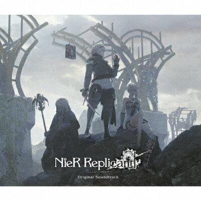 NieR Replicant ver.1.22474487139... Original Soundtrack/CD/SQEX-10855
