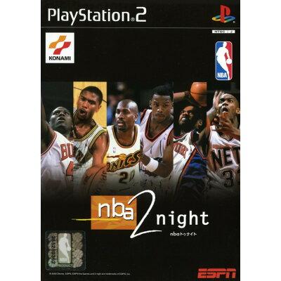 PS2 ESPN nba 2night PlayStation2