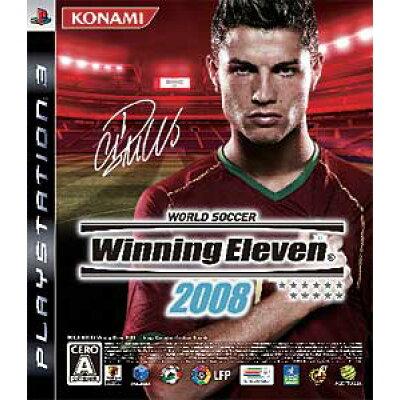 ワールドサッカーウイニングイレブン2008/PS3/VT004J1/A 全年齢対象