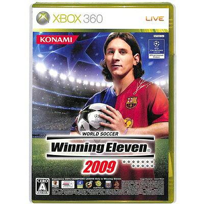 ワールドサッカー ウイニングイレブン 2009/XB360/UXC00002/A 全年齢対象