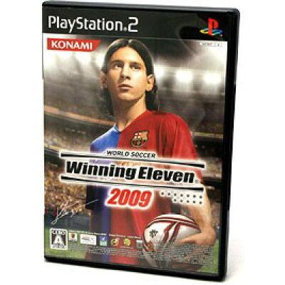 ワールドサッカー ウイニングイレブン 2009/PS2/SLPM55131/A 全年齢対象