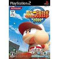 実況パワフルプロ野球2009/PS2/SLPM55146/A 全年齢対象