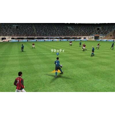 ウイニングイレブン 3DSoccer(スリーディーサッカー)/3DS/CTR-P-AEEJ/A 全年齢対象