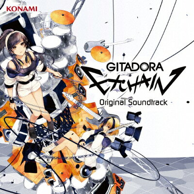GITADORA EXCHAIN Original Soundtrack/CD/GFCA-00490