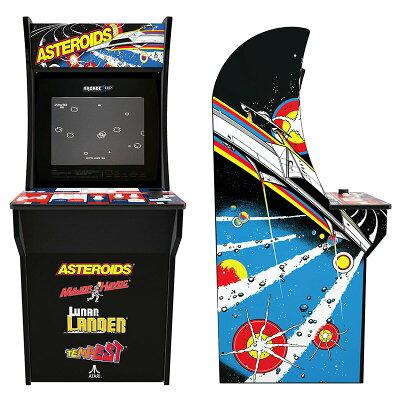 Arcade1Up アステロイド メジャーハボック ルナランダー テンペスト  日本仕様電源版