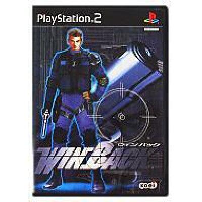 PS2 WIN BACK ウィンバック PlayStation2