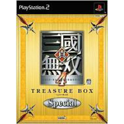 PS2 真・三國無双4 TREASURE BOX Special PlayStation2