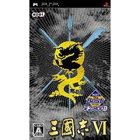 三國志VI(KOEI The Best)/PSP/ULJM-05197/A 全年齢対象