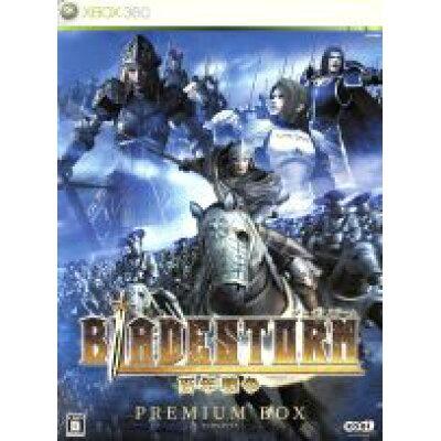X36 ブレイドストーム 百年戦争 プレミアムBOX Xbox 360