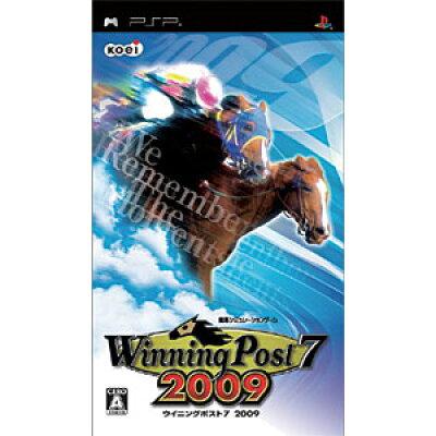 ウイニングポスト7 2009/PSP/ULJM05546/A 全年齢対象