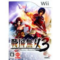戦国無双3/Wii/B 12才以上対象