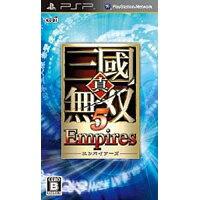 真・三國無双5 Empires/PSP/ULJM-05584/B 12才以上対象