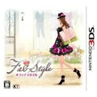 FabStyle(ファブスタイル)/3DS/CTRPAFVJ/B 12才以上対象