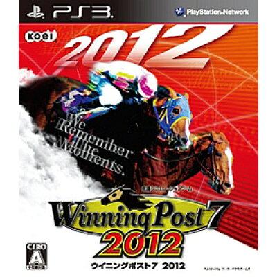 ウイニングポスト 7 2012/PS3/BLJM60454/A 全年齢対象