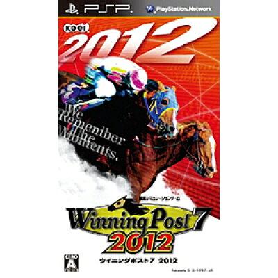 ウイニングポスト 7 2012/PSP/ULJM06038/A 全年齢対象