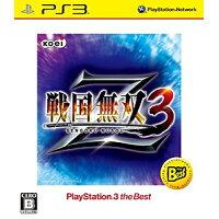 戦国無双3 Z(PlayStation 3 the Best)/PS3/BLJM55047/B 12才以上対象