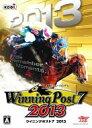 PCソフト Winning Post 7 2013 ウイニングポスト コーエーテクモゲームス