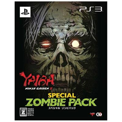 YAIBA: NINJA GAIDEN Z スペシャル ゾンビパック/PS3/KTGS30250/【CEROレーティング「Z」(18歳以上のみ対象)】
