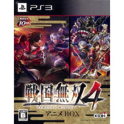 戦国無双4 アニメBOX/PS3/KTGS30254/B 12才以上対象
