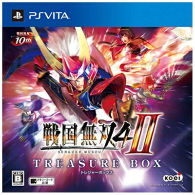 戦国無双4-II TREASURE BOX/Vita/KTGSV0285/B 12才以上対象
