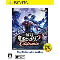 無双OROCHI2 Ultimate(PlayStation Vita the Best)/Vita/VLJM65006/B 12才以上対象
