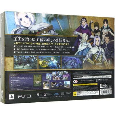 アルスラーン戦記×無双 TREASURE BOX/PS3/KTGS30323/B 12才以上対象