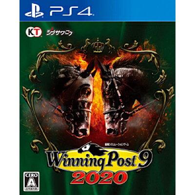 ウイニングポスト9 2020/PS4/PLJM16594/A 全年齢対象