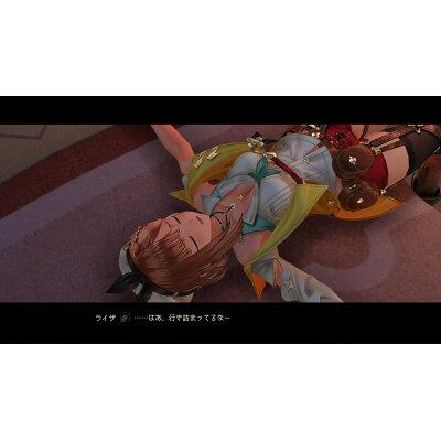 ライザのアトリエ2 ~失われた伝承と秘密の妖精~/PS4/PLJM16727/C 15才以上対象