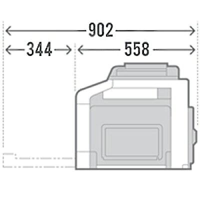 EPSON Offirio 複合機 LP-M720F