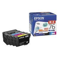 EPSON インクカートリッジ IC4CL76