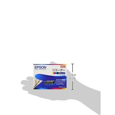 EPSON インクカートリッジ RDH-4CL
