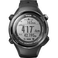 エプソン Wristable GPSウォッチ ジェットブラック SF850PJ